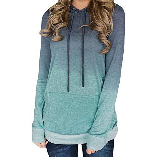 Suéter De Color Degradado
