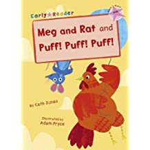 Meg and Rat & Puff! Puff! Puff! (Early Reader) (Early Readers Pink Band)