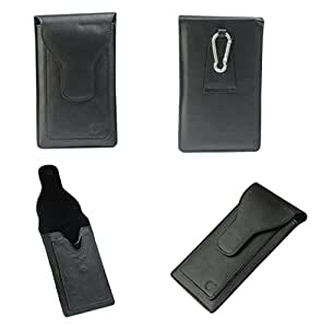 Brain Freezer A16 F G12 Series Leather Pouch Holster Case For Gfive 530 Black