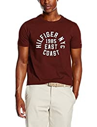 Tommy Hilfiger Terence Tee S/s Rf, T-Shirt Homme