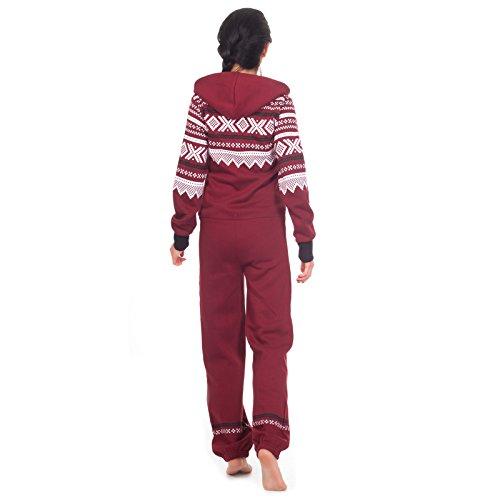loomiloo-jumpsuit-freizeitanzug-overall-hausanzug-einteiler-strampler-body-anzug-jumpsuits-overalls-pyjama-norweger-muster-ml-weinrot-3