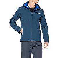 Vaude Heren Miskanti Softshell Jacket II Jacket, Steelblue, L