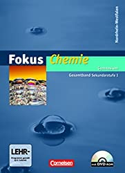 Fokus Chemie - Gymnasium Nordrhein-Westfalen: Gesamtband Sekundarstufe I - Schülerbuch mit DVD-ROM
