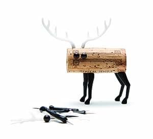 """MONKEY BUSINESS - Corkers """"Deer"""" - Dai vita al tuo tappo!"""