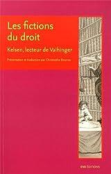Kelsen, lecteur de Vaihinger : Présentation et traduction de deux articles de Kelsen sur les fictions du droit