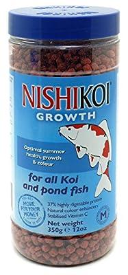 Nishikoi Growth Medium Pellet