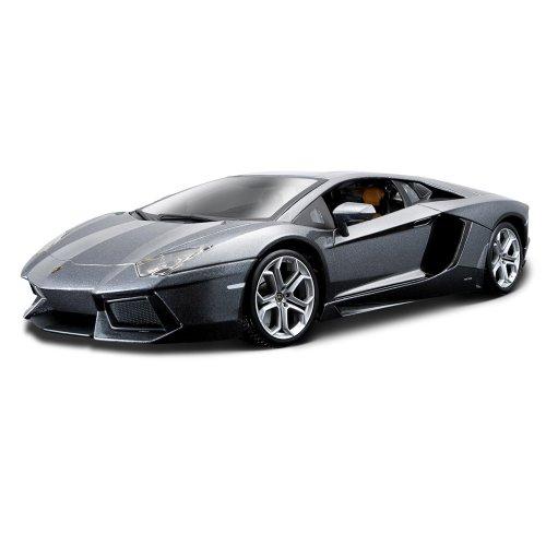 Preisvergleich Produktbild Stadlbauer 15611033GY - Lamborghini Aventador LP700-4, 1:18, grau