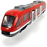 DICKIE de juguete 203748002–Tren de City Train Vehículo