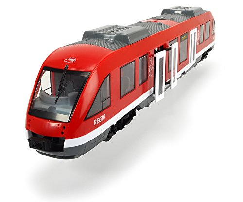 Dickie Toys 203748002 - City Train, Zug, 45 cm