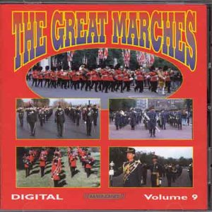 The Great Marches, Vol.9 Test