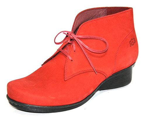 Loints of Holland 18421 Damen Stiefel & Stiefeletten (ohne Karton) Rot (rot 851)