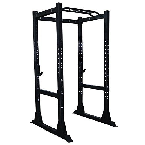 Primal Strength Stealth kommerziellen Fitness Full Power Rack matt Nero
