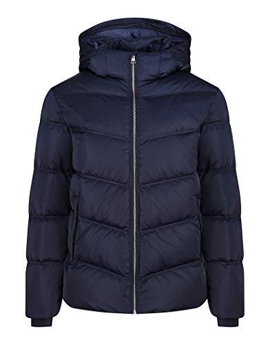 GANT Herren Jacke O2. The Alta Down Jacket, Blau (Marine), XX-Large