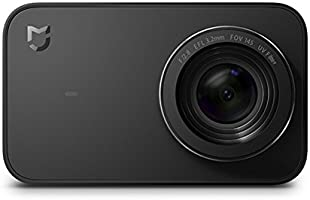 Xiaomi Mijia Mini 4K Action et caméra vidéo Sport Camera 30fps 145Angle 6,1cm écran HD Bluetooth WiFi avec Support Smart Mi Home App
