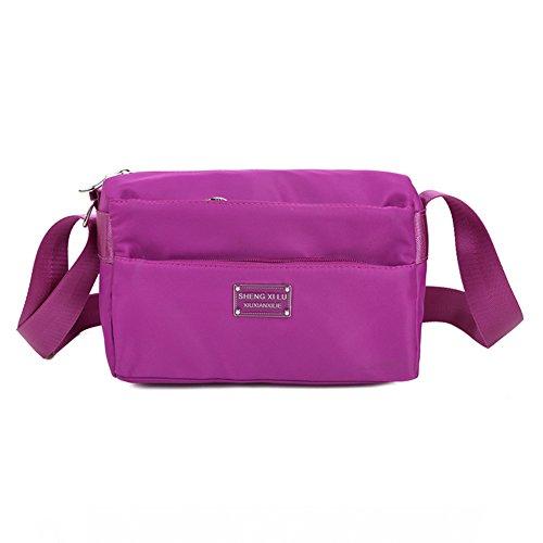 pacchetto di Miss Han Ban/pacchetto diagonale di moda all'aperto/Sport & Tempo libero Borse/borsa a tracolla/Messenger Bag-A B