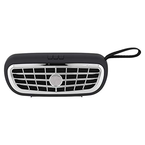 Webla - Mini Wireless Tragbarer Lautsprecher-Player, USB-Radio FM Bluetooth-Lautsprecher, Pc