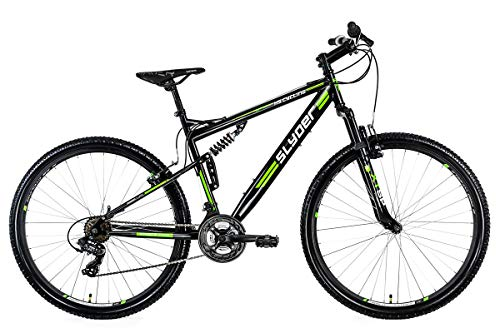 KS Cycling Mountainbike Fully 29'' Slyder schwarz RH51cm
