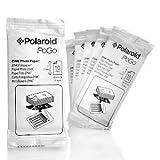 ZINK Media 2 'x3' papier photo pour Imprimante photo Polaroid Pogo & appareil photo instantané Polaroid Two (100 estampes, 10 paquets de 10)