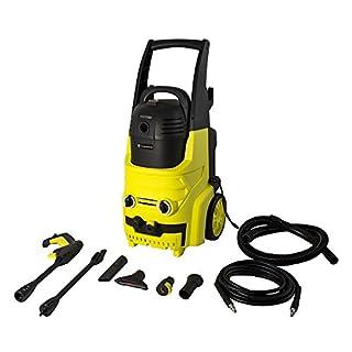Trueshopping Pressure Washer 2000W 150 BAR / 2176 PSI and 700W Wet & Dry Vacuum Cleaner
