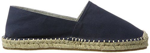 Marc O'Polo Herren 70323753801605 Espadrilles Blau (Washed Blue)