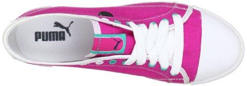 Puma Elki 354606, Sneaker Donna Rosa (Pink (cabaret-white-atlantis 02))