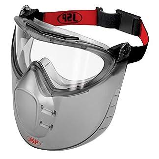 JSP AGW010-603-000 Stealth 9200 – Gafas faciales protectoras, clase N