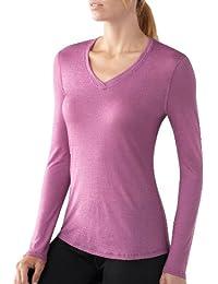 Smartwool T-shirt à manches longues Femme