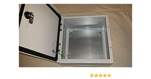 Contactum 47-sb403020uk7035d Service Box 400/x 300/x 200