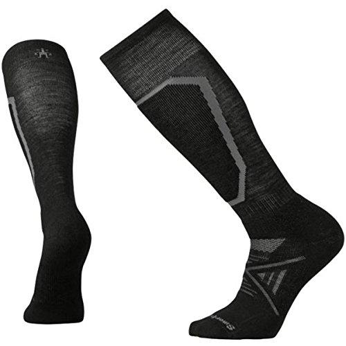 Smartwool Herren PhD Ski M Socks, Schwarz (Black), XL (Smartwool Ski-socken-xl)