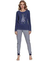 Italian Fashion IF Pijamas para Mujer Malina New 0223