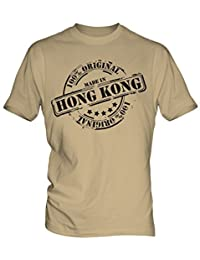 Made In Hong Kong - Mens T-Shirt T Shirt Tee Top