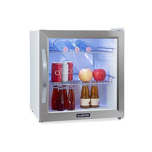 Klarstein Beersafe L Crystal Nevera con Puerta acristalada • Mininevera • Minibar...