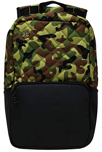 """Focused Space The Curriculum Rucksack Camouflage 17.5""""x11.5""""x6.5"""" (One Size)"""
