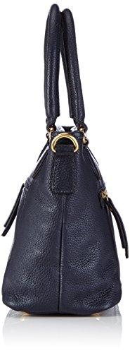 Gerry Weber  Napoli Handbag, sacs à main femme Bleu - Blau (dark blue)