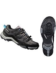 Zapatillas Shimano SH-MT44L negro para hombre Talla 46 2015 Zapatillas trekking / urbano