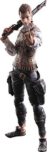 Square Enix Final Fantasy XII Balthier Play Arts Kai Action Figure