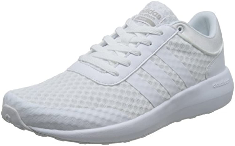 adidas cloudfoam race - les chaussures de de de sport - blanc (ftwbla / ftwbla / onicla) 40 2 / 3 d49348
