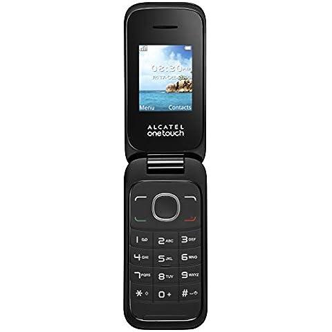 Alcatel  10-35D Telefono Cellulare, Dual SIM, Bianco [Italia]