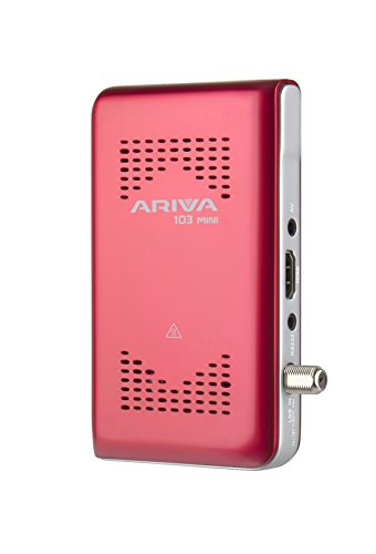 Ferguson Ariva 103 Mini Satellite-Receiver, 1 Stück, 5907115002255