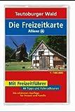 Die Freizeitkarte Allianz, Bl.9, Teutoburger Wald - unbekannt