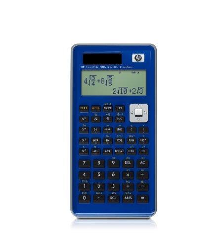 Hewlett Packard SmartCalc 300S Wissenschaftlicher Taschenrechner