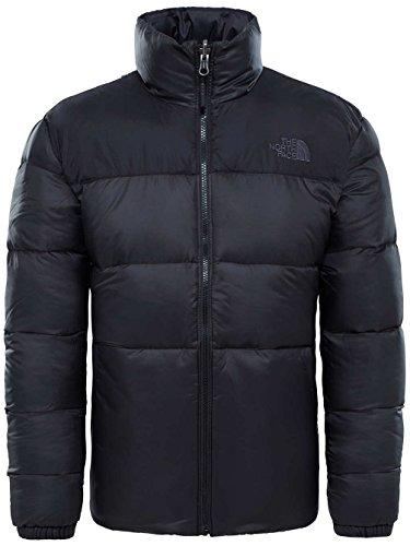 North Face M Nuptse III Jacket - Chaqueta, Hombre, Negro - (TNF Black)