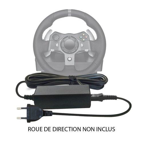 ce27b573c1a Remplacement DC 24V / 24 V Volt Alimentation Adaptateur Secteur Cable pour  Xbox 360, One