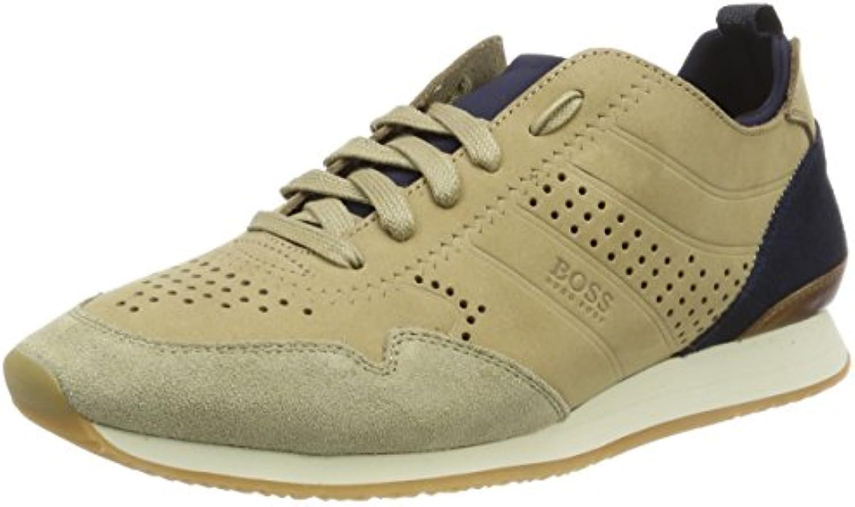 BOSS Casual Herren Adrenal_Runn_nuun1 Sneaker  Billig und erschwinglich Im Verkauf