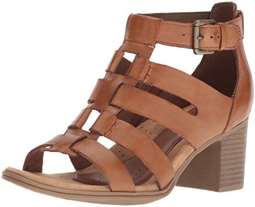 Cobb Hill Women's Hattie Gladiator Heeled Sandal