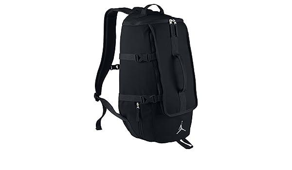 e3c8cb552d1 Jordan Top Loader Backpack Unisex Style: 806371-010 Size: OS: Amazon.co.uk:  Sports & Outdoors