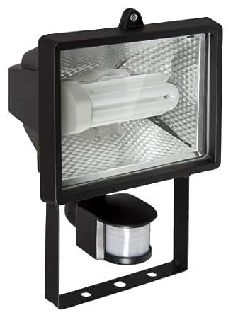 Ranex 5000.316 Projecteur à Ampoule Économique 230 V avec Détecteur de Mouvement