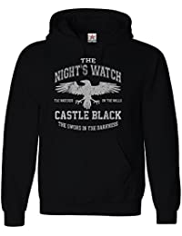 Inspired Join the Games to get to the Thrones Night watch Hoodie Printed Hoodies, hooded sweastshirts plus 1 T shirt with the hoodie
