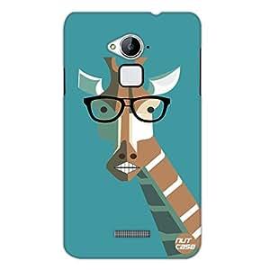 Designer COOLPAD Note 3 Case Cover Nutcase -Hipster Giraffe
