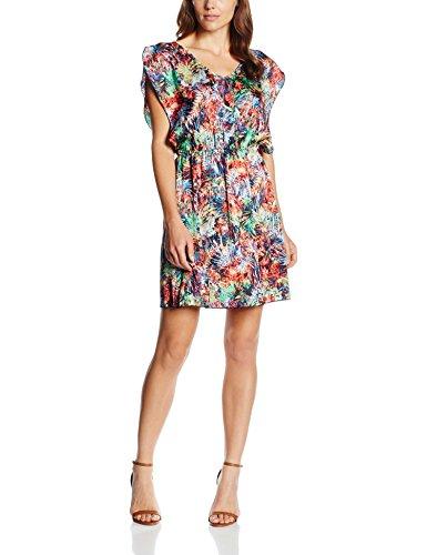 Isabella Roma MDEX-6879_16D10 Vestito da Donna Blu